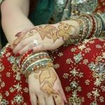 Eid bangles mehndi design1 Mehndi Designs for Eid ul Adha