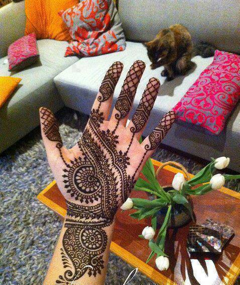 home hand mehndi design Hand Mehndi Design Collection